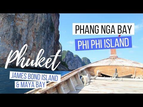 Phuket - Phang Nga Bay & Phi Phi Island | THATraveller