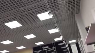 Трековые светодиодные светильники в работе(, 2016-11-08T13:57:04.000Z)