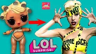 ТОП 35 На кого похожи куклы Лол сюрприз. Вся 3 серия конфетти Куклы Лол в реальной жизни.