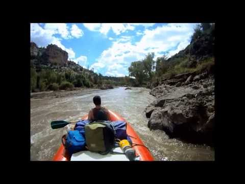 Gila Wilderness Rafting September 2013