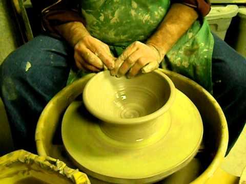 Ceramics Instruction Video Part Three Youtube