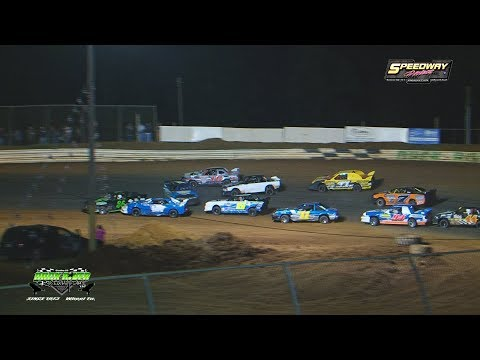 Duck River Raceway Park MINI STOCKS Oct 12 13, 2018