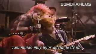 "Cyndi Lauper feat Alex Gaudino & Jason Rooney - Time After Time ""REMIX"". (Traducida al Español)"