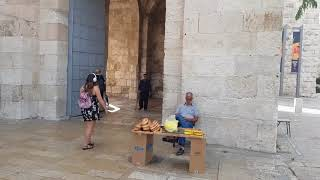 Jaffa Gate, Jerusalem Israel - The story of the famous gate
