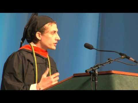 "Binghamton University Commencement Spring  - Alper Alimoglu ""Protect Our Dreams"""