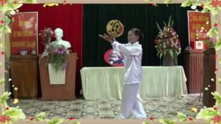 Thái Cực Cầu Mây - Bà Mai Hiên Hội NCT Xã Kim Sơn