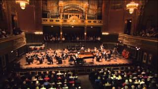J.S. Bach: D-dúr zongoraverseny II. Adagio e piano sempre