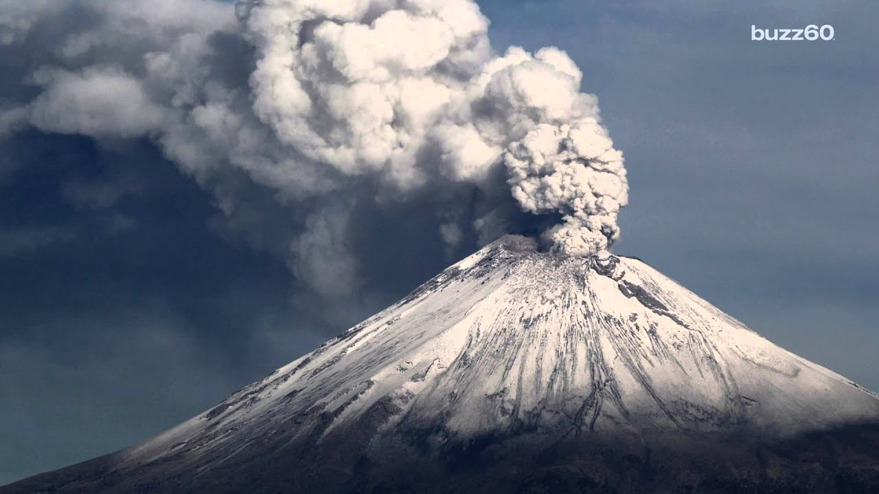 5 Most Dangerous Volcanoes