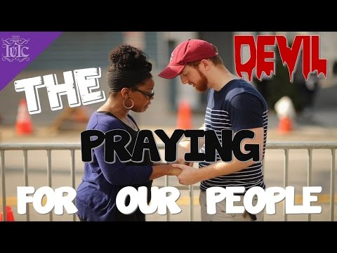 The Israelites: The Devil Praying For Our People