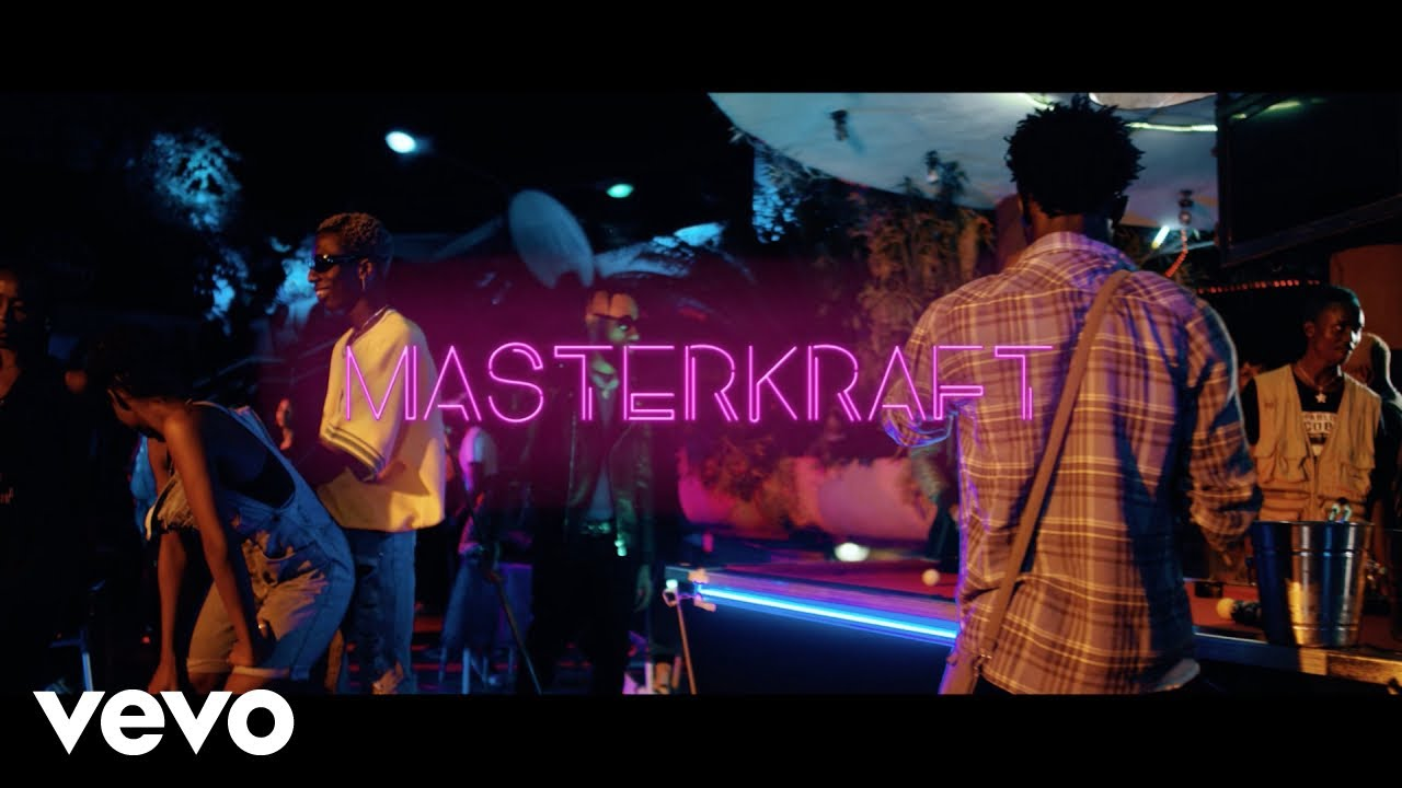 Download MasterKraft - LaLaLa (Official Video) ft. Phyno, Selebobo