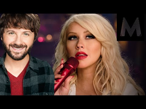 CHRISTINA AGUILERA SINGING LESSONS! - MasterClass