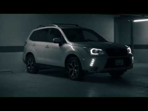 Subaru Forester XT DRL LED 0-100 0-60 SONY rx100 V
