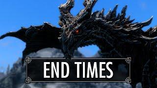 A Mod Where Alduin Wins | Skyrim Mods: End Times