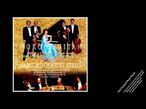 Robert Schumann: Piano Quintet in E flat, Op.44