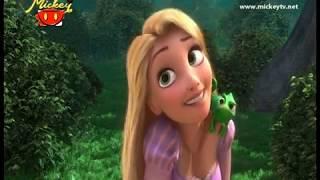 فيلم كرتون ريبانزل Rapunzel كامل مدبلج عربى HD
