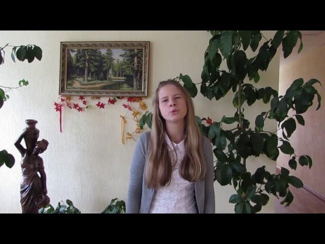Изображение предпросмотра прочтения – ЭлеонораКирсанова читает произведение «Сонет к мечте (Ни умолять, ни плакать неспособный…)» В.Я.Брюсова
