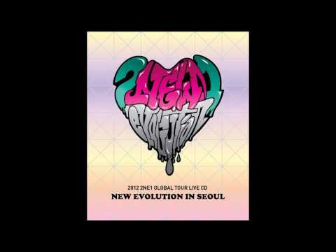 2ne1 - 03 - Clap Your Hands - Global Tour Live CD New Evolution In Seoul