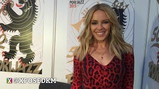 Kylie Minogue - Pori Jazz Festival (Entrevista Subtitulada)