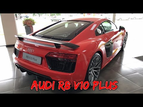 NOVO AUDI R8 2018 610 CV