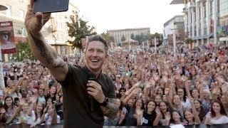 Звезды под гипнозом устроили рок-концерт в Днепре и Харькове!