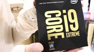 ハイエンドゲーミングPC自作 Core i9-7980XE GTX1080Ti SLI M.2 SSD 960 PRO Define R5 Corsair1000W電源 360mm簡易水冷 開封 thumbnail