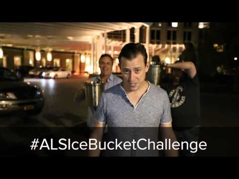 Matt Russell takes the #IceBucketChallenge