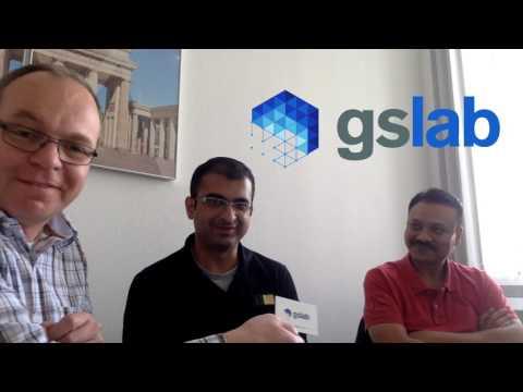 GS Lab meeting Avaya in Frankfurt
