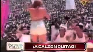 Repeat youtube video Los calzones mas famosos de la television