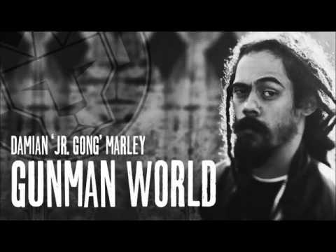 Damian Marley   Gunman World   Rootsman Riddim Overstand Entertainment January 2014