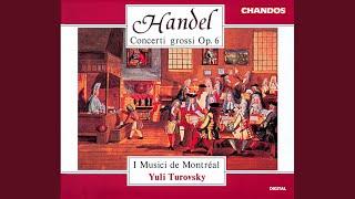 Play Concerto Grosso In C Minor, Op.6/8, Hwv 326