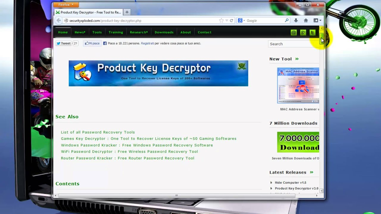 product key decryptor 9.0