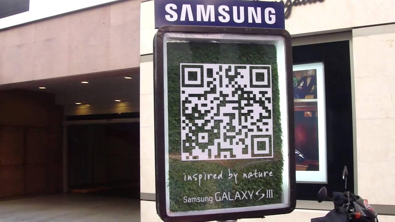 Leer Codigos Qr Samsung S9