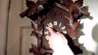 Herr Cuckoo Clock Chime