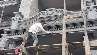 Construction & Primitive Construction Railing window rails beautiful craft traditional techniques