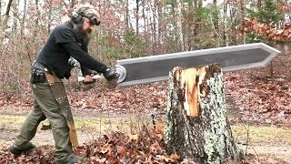 Top 5 MOST AWESOME DIY FORGED SWORDS [Sword Build Videos]