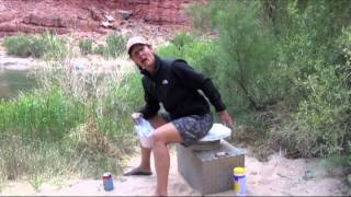 Grand Canyon Potty Training