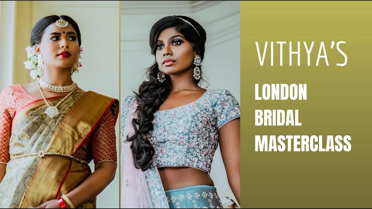 London Masterclass | Vithya Hair and Makeup Artist