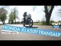 Turystyka Motocyklowa w Zasi?gu R?ki - Honda XL650V Transalp Opinia