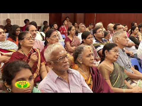 Margazhi Utsavam - Part 01 Kadri Gopalnath On Friday,13/01/2017