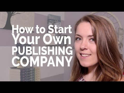 How to Start Your Own Publishing Company - Self-Publishing