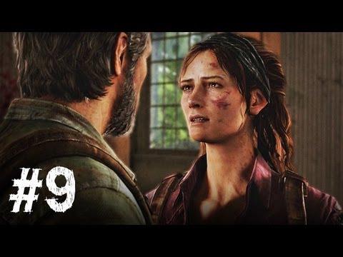 The Last of Us Gameplay Walkthrough Part 9 - The Dark Descent