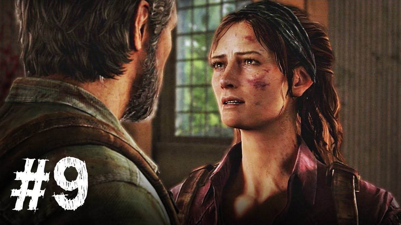 The Last of Us Gameplay Walkthrough Part 9 - The Dark Descent