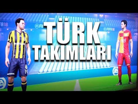 FIFA 18 TÜRK