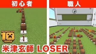 今回は米津さんの「LOSER」 比較が流行っているので僕も作ってみました...