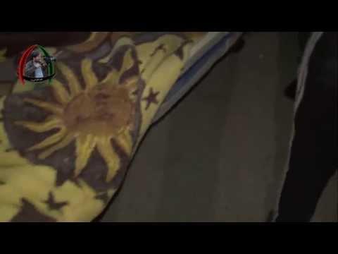 شهيدة جراء المجزرة المرتكبة من قبل عصابات الأسد بحي شمال الخط بدرعا المحطة قبل قليل 12 10 2013(+18)