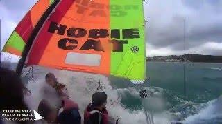 Catamaran Wipeout