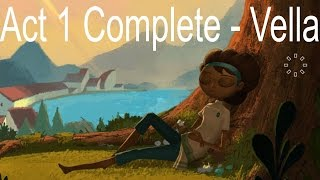 Broken Age Act 1 Vella No Commentary