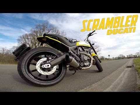 2015 ducati scrambler test ride review termignoni. Black Bedroom Furniture Sets. Home Design Ideas