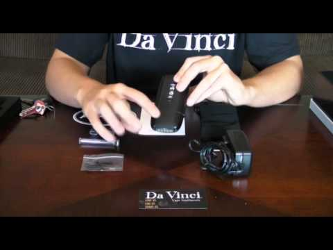DaVinci Ascent Vaporizer Review by Paint the Moon