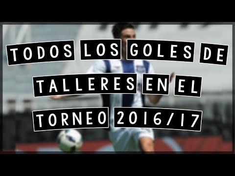 Todos los goles de Talleres en su vuelta a Primera Division - LautyCAT